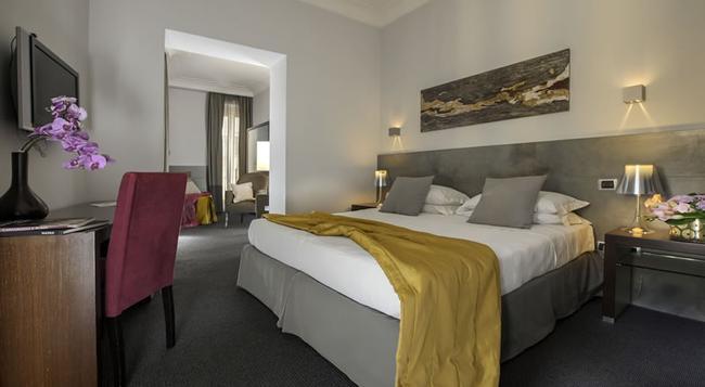 ジ オペラ ホテル - ローマ - 寝室
