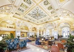 The Hermitage Hotel Nashville - ナッシュビル - ロビー