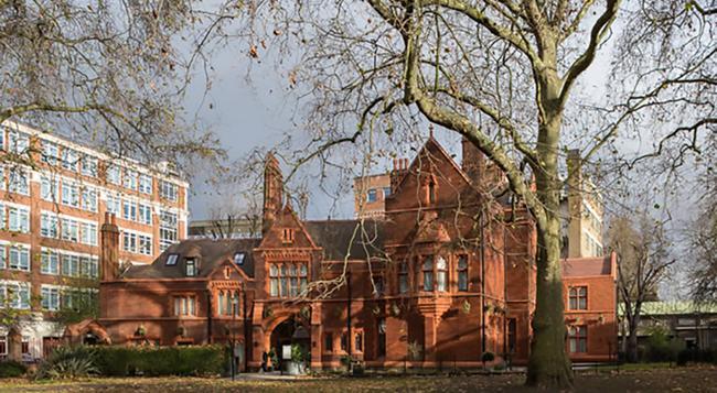 セントポールズ ホテル - ロンドン - 建物