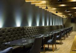 ホテル イストリコ セントラル - メキシコシティ - レストラン