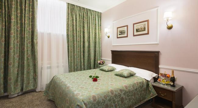 オールドタウンホテル オン クズネツキー - モスクワ - 寝室