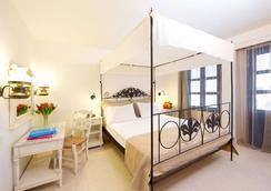 クレタ マリス ビーチ リゾート - ヘルソニソス - 寝室
