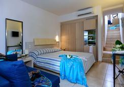 Sitia Beach City Resort & Spa - Sitia - 寝室