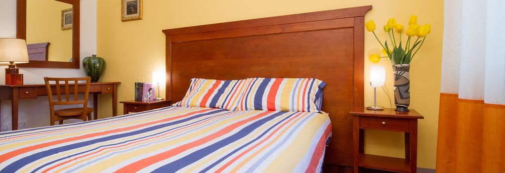 Casa Stucky - ウーディネ - 寝室