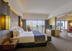 マリーナ マンダリン シンガポール - シンガポール - 寝室