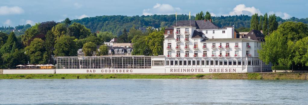 リングホテル ラインホテル ドレーゼン - Bonn - 建物