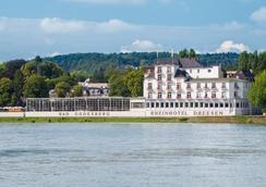 リングホテル ラインホテル ドレーゼン - Bonn - 屋外の景色