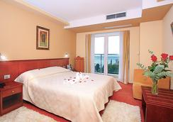 グランド ホテル パーク - ドゥブロヴニク - 寝室