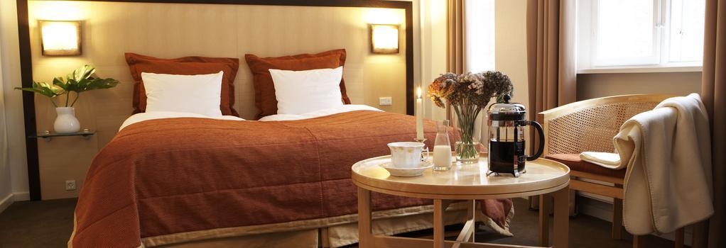 アスコット ホテル - コペンハーゲン - 寝室