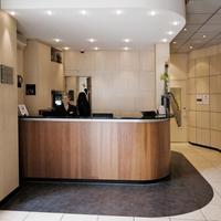 ホテル アムステルダム デ ローデ レーウ Lobby