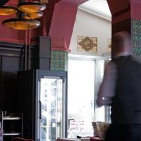 ホテル アムステルダム デ ローデ レーウ Restaurant