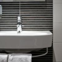 ホテル アムステルダム デ ローデ レーウ Bathroom Sink