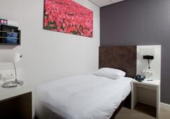 ホテル アムステルダム デ ローデ レーウ - アムステルダム - 寝室