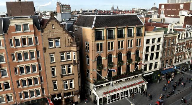 ホテル アムステルダム デ ローデ レーウ - アムステルダム - 建物
