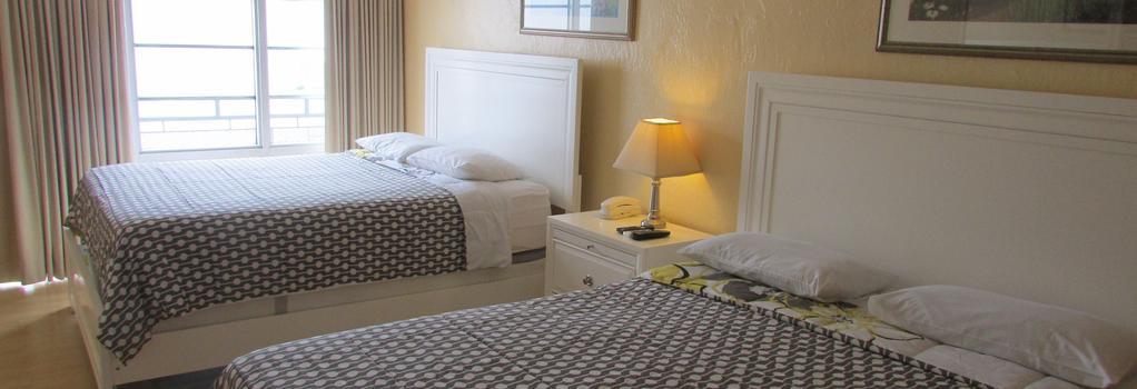 スターダスト ホテル - マイアミ・ビーチ - 寝室