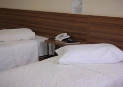 Hotel Concord - カンポ・グランデ - 寝室