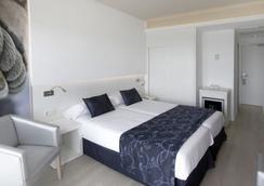 ホテル ハバ - パルマ・デ・マヨルカ - 寝室