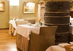 ホテル ディエ スワネ - ブルージュ - レストラン