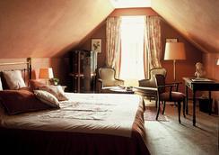 ホテル ディエ スワネ - ブルージュ - 寝室