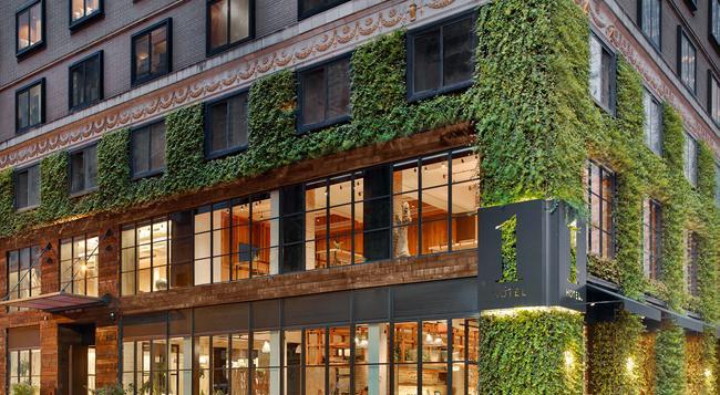 1 ホテル セントラル パーク - ニューヨーク - 建物