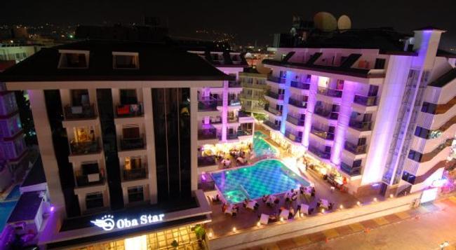 Oba Star Hotel & Spa - アランヤ - 建物