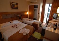 Oba Star Hotel & Spa - アランヤ - 寝室