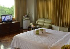 ザ コーポレート イン ホテル - マニラ - 寝室