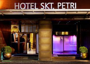 ホテル サンクト ペトリ
