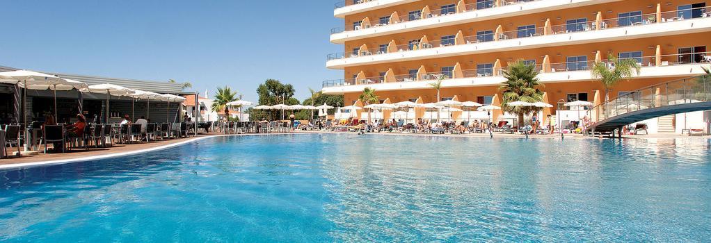 Hotel Apartamento Balaia Atlantico - アルブフェイラ - 建物