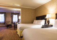 ホテル スタンフォード ニューヨーク - ニューヨーク - 寝室