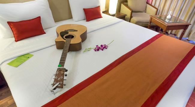 HM Suites & Studios - バンガロール - 寝室
