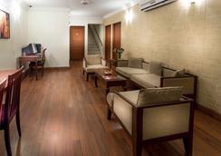HM Suites & Studios - バンガロール - ラウンジ
