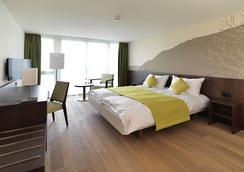 ホテル アルトス インターラーケン - インターラーケン - 寝室