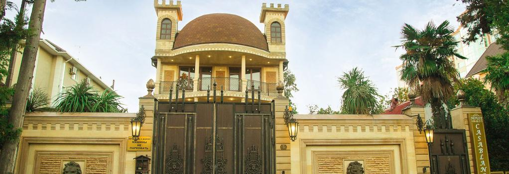 Casablanca - ソチ - 建物