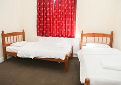 ロンドン シェルトン ホテル - ロンドン - 寝室
