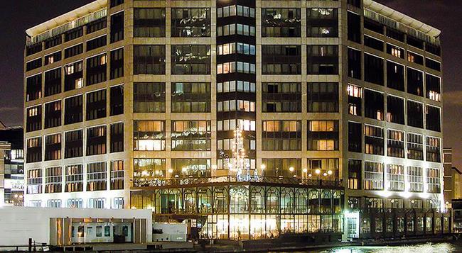 ブリタニア インターナショナル ホテル カナリー ワーフ - ロンドン - 建物