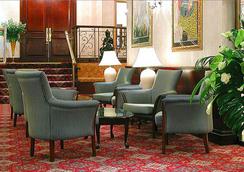 ブリタニア インターナショナル ホテル カナリー ワーフ - ロンドン - ロビー