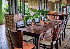 Mountain Paradise Hotel - フォルトゥナ - レストラン