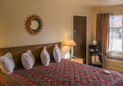 インカ イン モーテル - モアブ - 寝室
