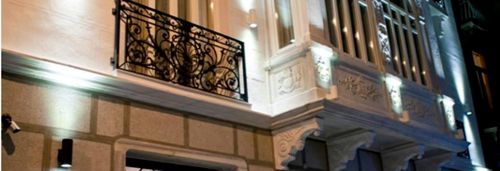 ストーリーズ ホテル クンバラシ - イスタンブール - 建物