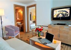 バイア ラーラ ホテル - クンドゥ - 寝室