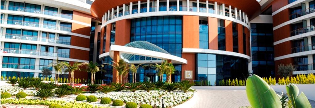バイア ラーラ ホテル - クンドゥ - 建物