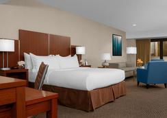 エグゼクティブ クラス アット MTS ホテル - ニューヨーク - 寝室