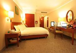 Greentree Inn Hefei Nanyuan Hotel - Hefei - 寝室
