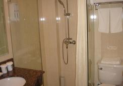 Greentree Inn Jiangsu Nantong Tongzhou Bus Station Express Hotel - Nantong - 浴室