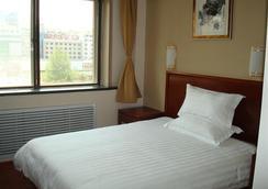 グリーンツリー イン 煙台サウス ストリート - Yantai - 寝室