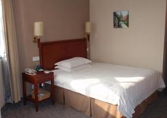 Greentree Inn Yangzhou Plaza Hotel - Yangzhou - 寝室