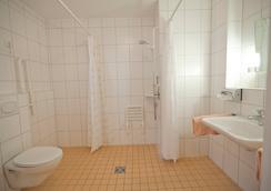 アクゼント ホテル モーリンガ ホフ スーペリア - シュトゥットガルト - 浴室