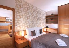 レジデンス ヴィシェフラド - プラハ - 寝室