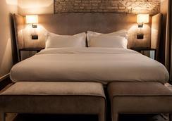 ドム ホテル ローマ - ローマ - 寝室
